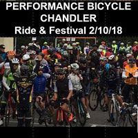 Performance Bicycle Chandler Ride &amp Festival