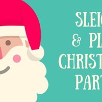 Sleigh &amp Play Christmas Party