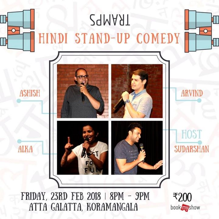 Tramps Hindi Stand-up comedy