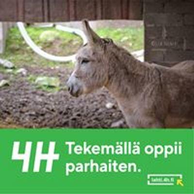 Yli-Marolan 4H-kotieläinpiha #4HLahti