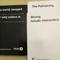 Cards Against the Patriarchy