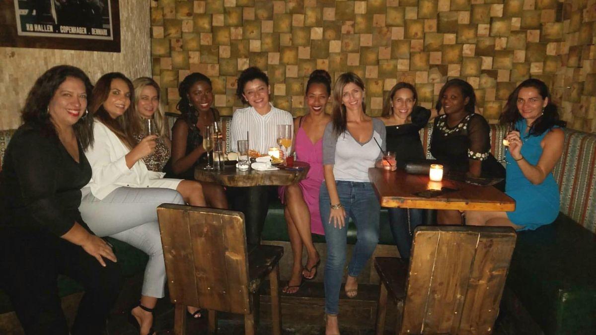 SOCIAL MIXER HOSTED BY DIANA. KARAOKE & LADIES NIGHT. FREE DRINKS LADIES