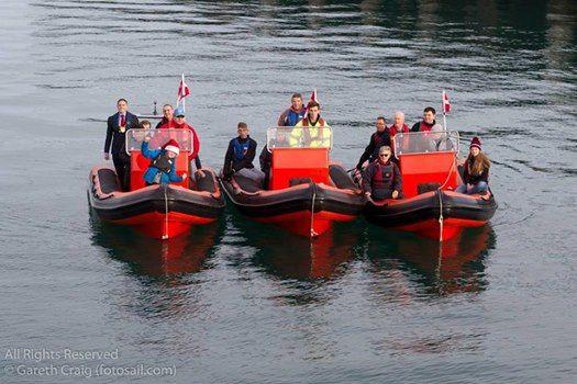 Irish Sailing Powerboat Certificate Training Course