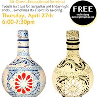 Grand Mayan Tequila Educational Seminar