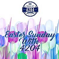 4204 Easter Brunch and Easter Banquet