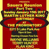 Chosen Few Djs Presents Sauers Reunion Part Two