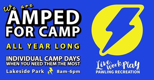 AMPED for CAMP DAYS K-8