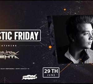 Fantastic Friday with DJ Gaurav Mehta at Loft 38