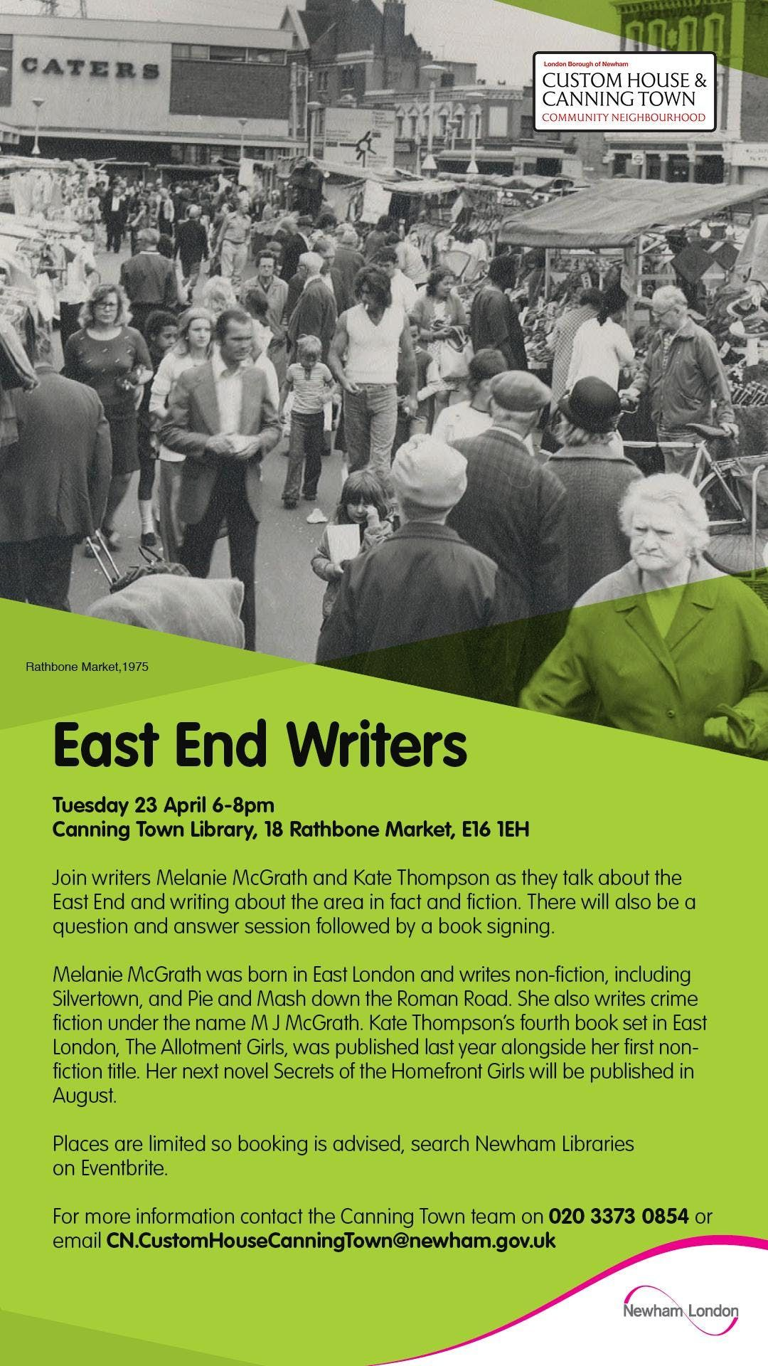East End Writers