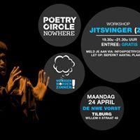 Open workshop Jitsvinger (Zuid-Afrika)