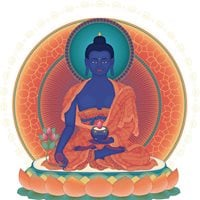 Puja and Party - Medicine Buddha