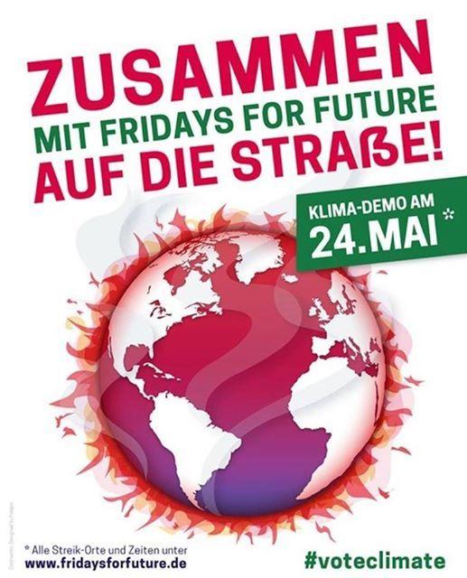 2. Weltweiter Klimastreik