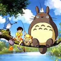 My Neighbor Totoro at the Rio Theatre