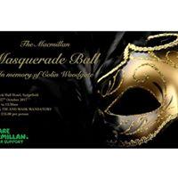 The Macmillan Masquerade Ball