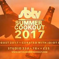 SB.TV Summer Cookout 2017  Register Now