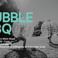 Bubble BBQ (Meet and Greet)