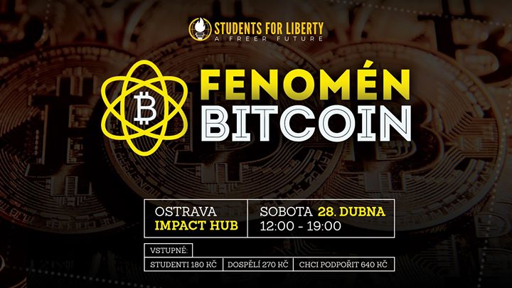 Fenomn Bitcoin Cesta svtem kryptomn