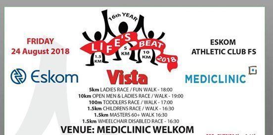 Eskom Vista Mediclinic 10 5 & 1.5km