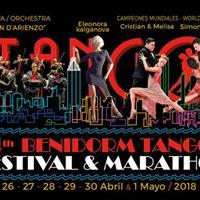 Benidorm Tango Festival &amp Marathon