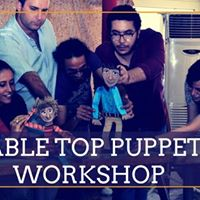 Table Top Puppet workshop -
