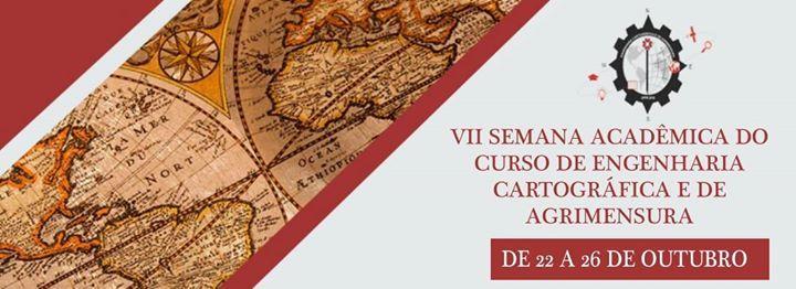 VII Semana Acadmica de Engenharia Cartogrfica e de Agrimensura