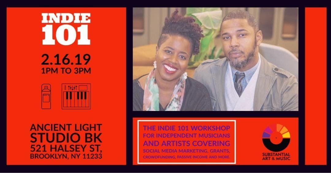 INDIE 101 Workshop (Brooklyn)