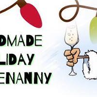 Handmade Holiday Hootenanny