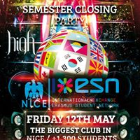Erasmus Semester Closing Party