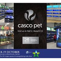 Visit CASCO Pet at AQUA 2017