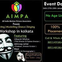 Workshop in Kolkata
