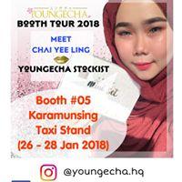 Youngecha Booth Tour - Karamunsing