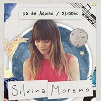 Silvina Moreno en Buenos Aires