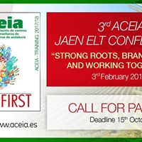 Callforpapers. 3rd ACEIA JAN Conference