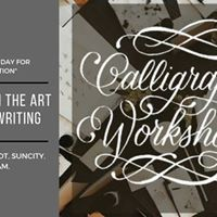 Calligraphy and Typography Workshop