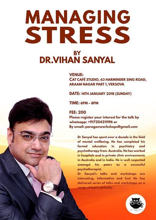 Managing Stress- A Workshop
