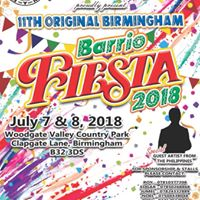 Birmingham Barrio Fiesta 2018