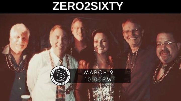 Zero2Sixty  Belle Isle Brewery
