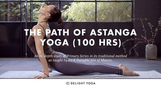 The Path of Astanga Yoga (100 hours)