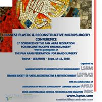 Lebanese Plastic &amp Reconstructive Microsurgery Conference