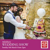 Aylesbury Wedding Show Sunday 5th March 2017