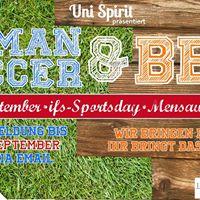 Sportsday 2017  Human Soccer &amp BBQ