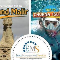 Trip to Churna Island with EMS