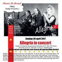 Allegria in Theater De Boemel Tilburg
