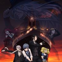 Black Butler Book of the Atlantic Theatrical Release