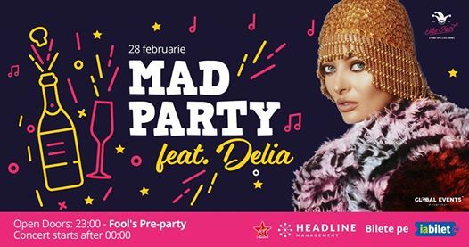 Mad Party feat. Delia