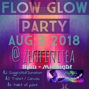 Flow Glow Black Light Party