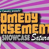 Comedy Basement Saturday Showcase f. Devon Alexander (Nov 25th)