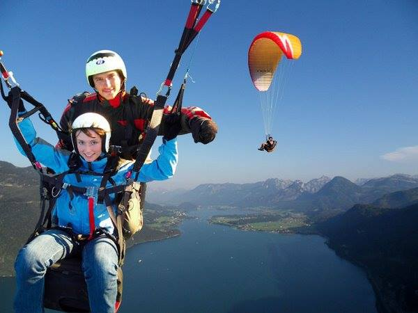 Tandem paragliding | Pune