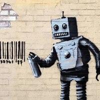 Banksy Robot Event