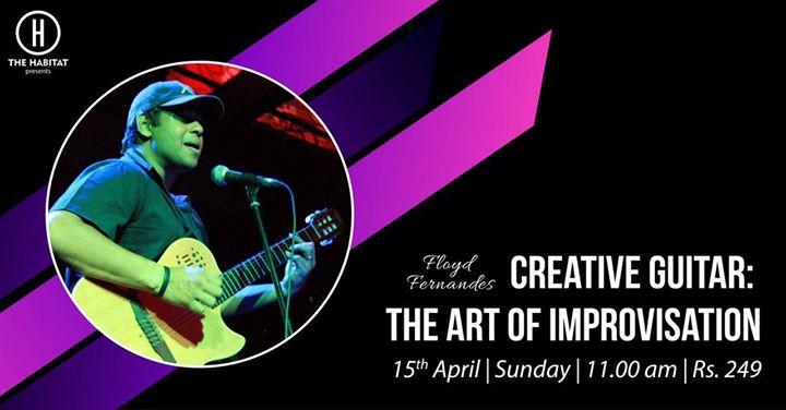 Creative Guitar The Art of Improvisation